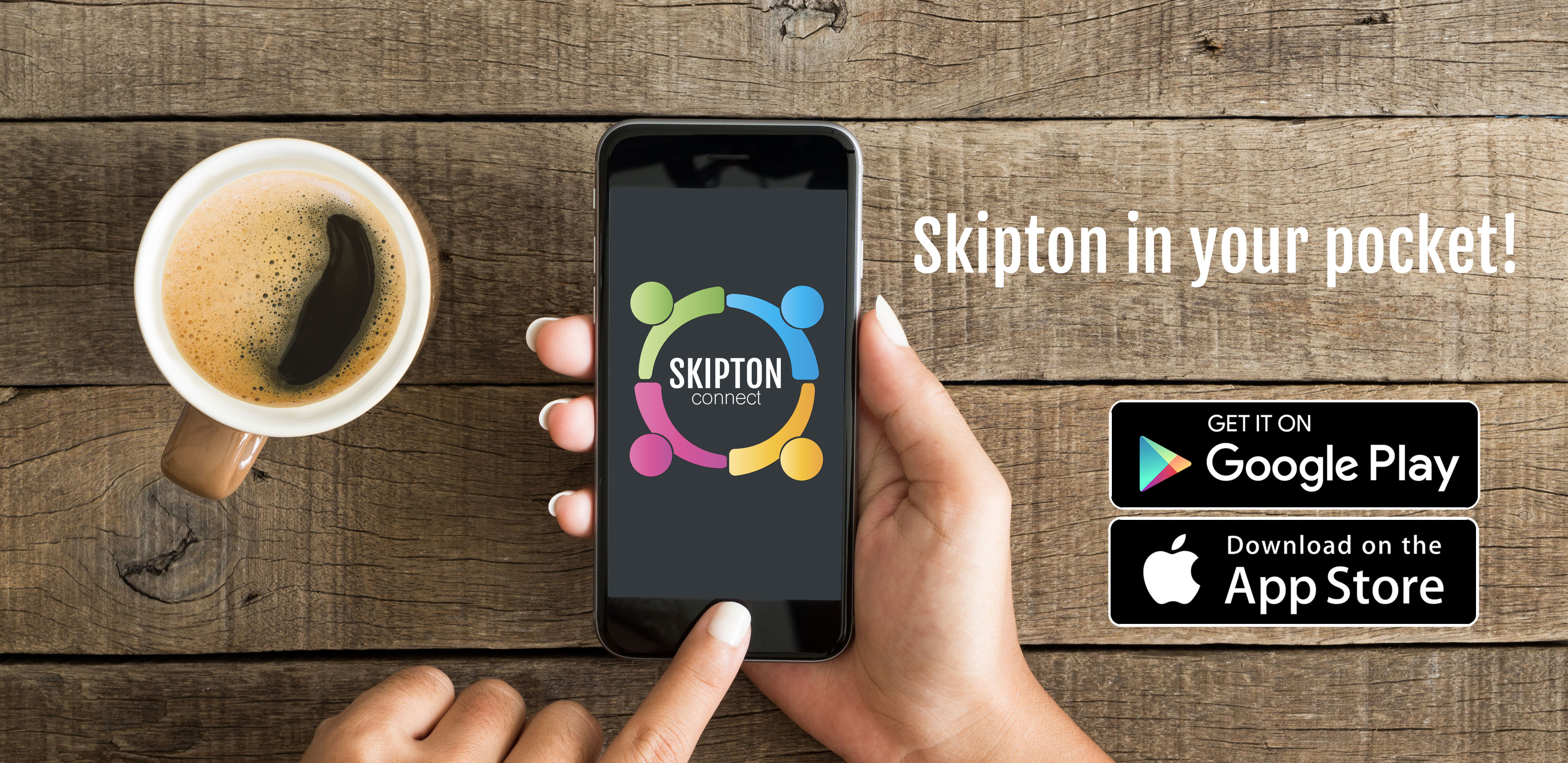 Skipton Connect App
